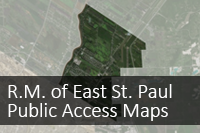 East St. Paul - Public Access Maps