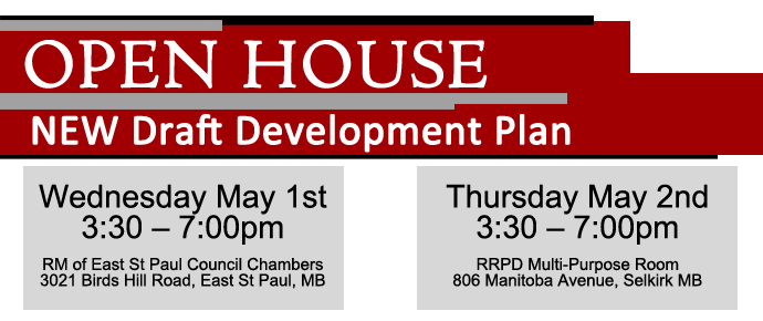 Open House New Draft Development Plan