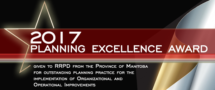Planning Excellence Award